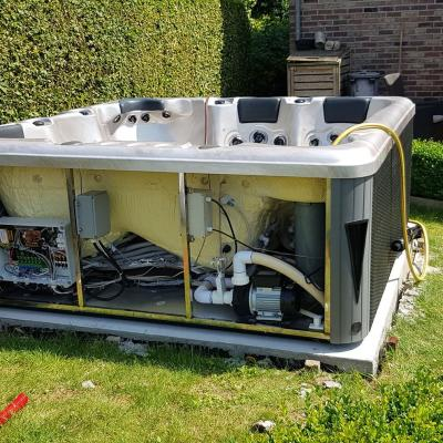 Hegos Spa Jacuzzi Chaineux Liege 1 7