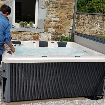 Jacuzzi Chaineux Spa Hegos Liege 7