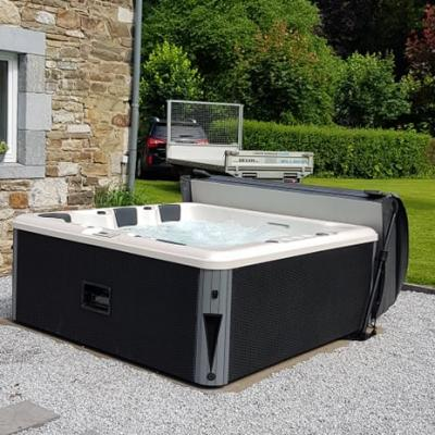 Jacuzzi Chaineux Spa Hegos Liege 8