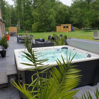 Jacuzzi Spa Hegos Chaineux Liege 111