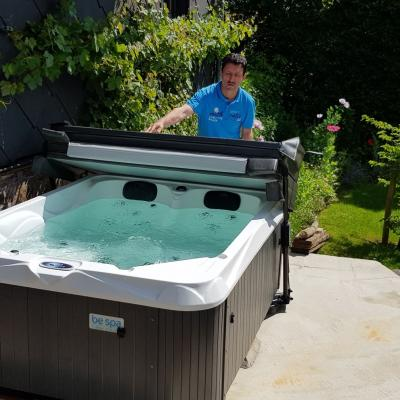 Jacuzzi Spa Hegos Chaineux Liege 6